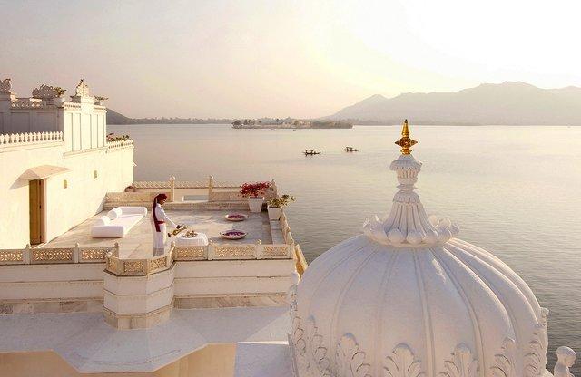 Princely Suite, Taj Lake Palace