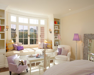 Pacific Heights Home Bedroom (San Francisco)